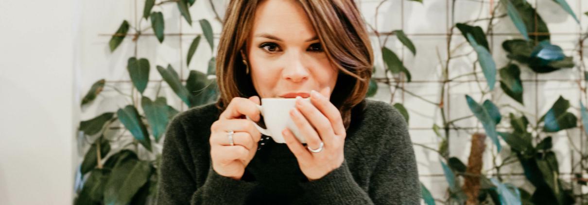 koemelkvrij koffie